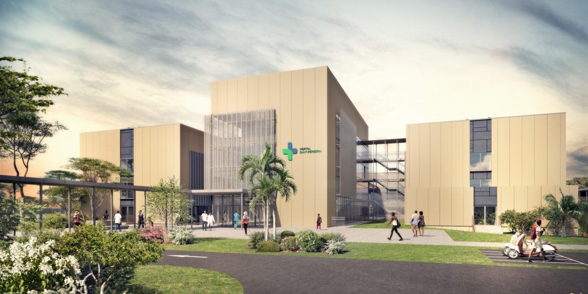 Hôpital Saint-Pérégrin, Ambulatoire, Développement, Altao, Clinifit