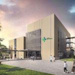 Hôpital de Référence Saint-Pérégrin à Lomé au Togo